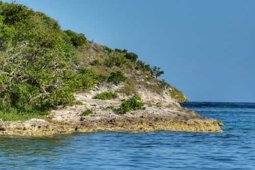 Südküste von Great Bird Island