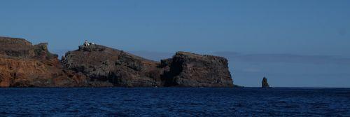 Felsiger östlichster Zipfel Madeiras