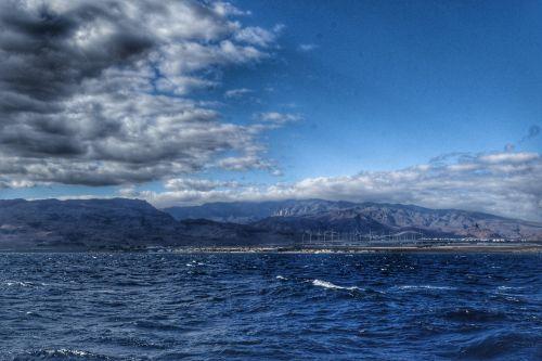 An der Südostküste von Gran Canaria