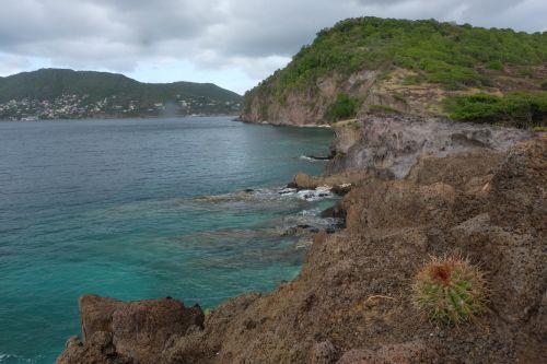 Westseite der Insel