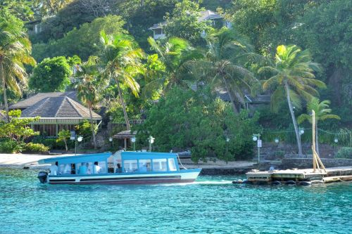 Young Island-Fähre